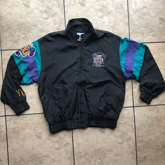 780a4a57e Vintage Super Bowl XXXI Jacket. M 5bfc188cbaebf6cf269edc16